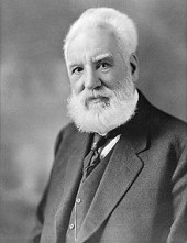 Success Quote by Alexander Graham Bell