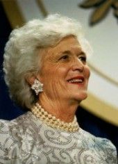 Quotes About Friendship By Barbara Bush