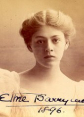 Ethel Barrymore Quote Picture