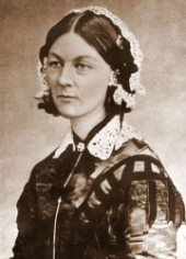 Florence Nightingale Picture Quotes