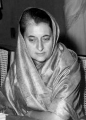Quote Picture From Indira Gandhi