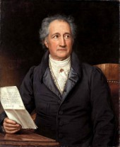 Picture Quotes of Johann Wolfgang Von Goethe