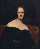 Mary Wollstonecraft Shelley Quote Picture