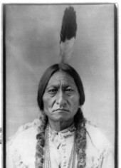 Make Custom Sitting Bull Quote Image