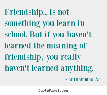 friendship quotes about high school quotesgram