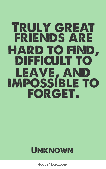 Friendship quotes hard times