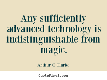 Inspirational quotes arthur c clarke