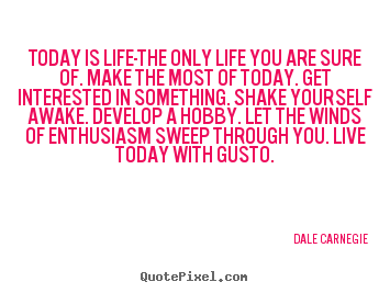 Quote For Today About Life Best Life Quote Images  Quotepixel