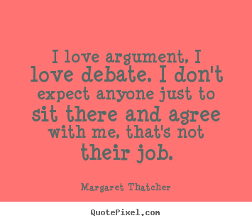 debate about love Whether joining the high school debate team or talking about topical discussions in class, debating is a wonderful way to shore up speaking skills and build .