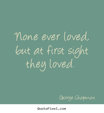 at first sight shakespeare quotes about love at first sight