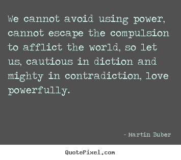 martin buber and thou relationship