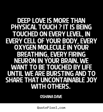 Quotes About Love Deep : Deep Quotes About Love