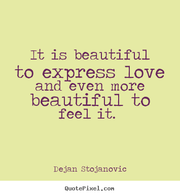 express your feelings quotes quotesgram