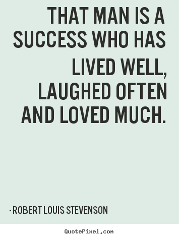 how to make picture quote about success that man is a